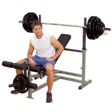 Body-Solid PowerCenter Combo Bench(GDIB46L)